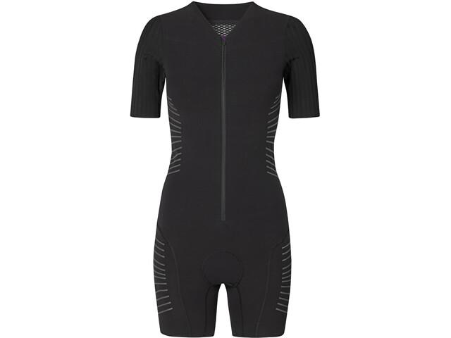 Fe226 AeroForce Speedsuit krótki rękaw Kobiety, black